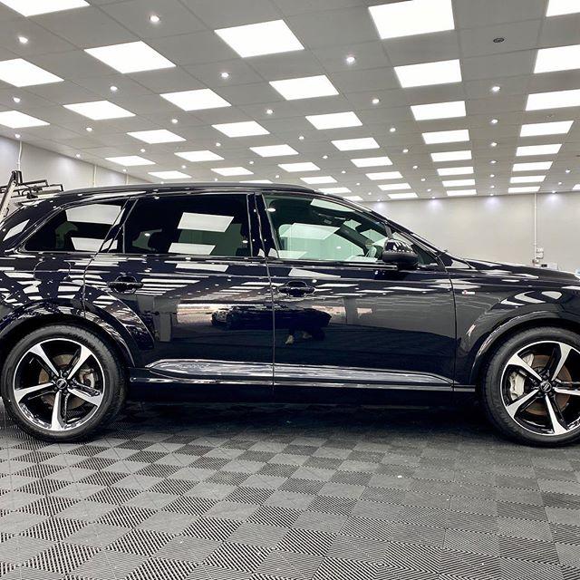 Audi Q7 Detailing Glasgow