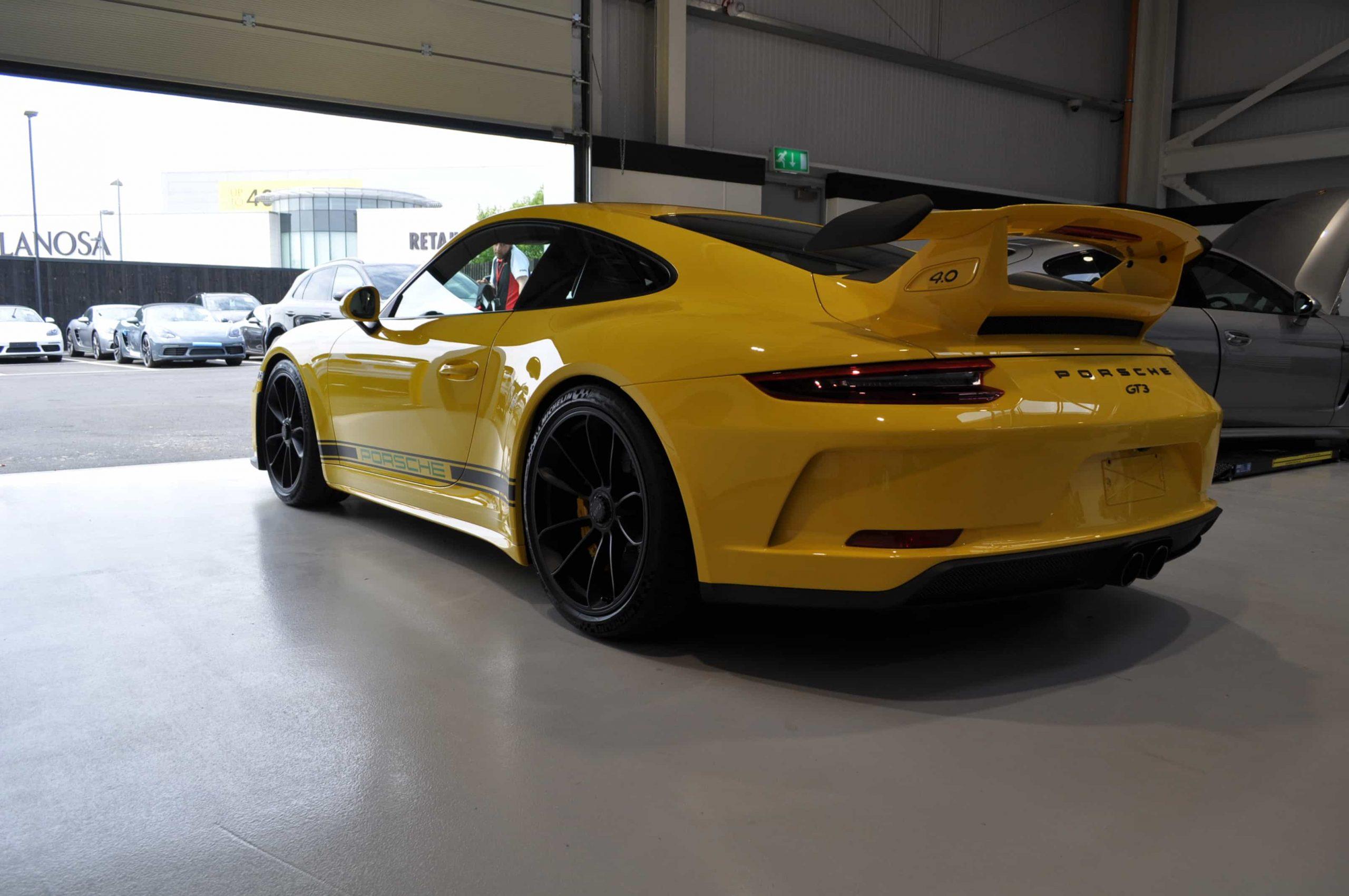 Porsche ppf