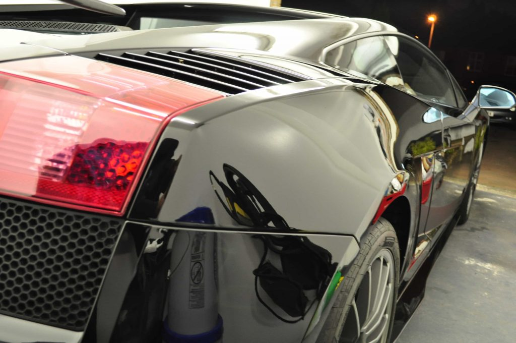 Lamborghini PPF Glasgow